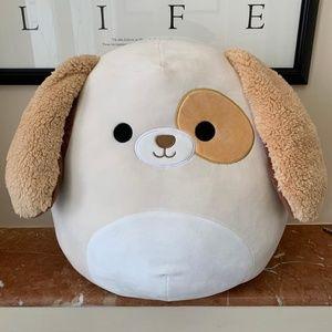"Squishmallows 16"" HARRISON 🐶 THE FLOPPY EAR Dog"